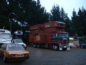 Hands down wins the award for best camper van ever