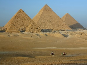 The-Pyramids-at-Giza