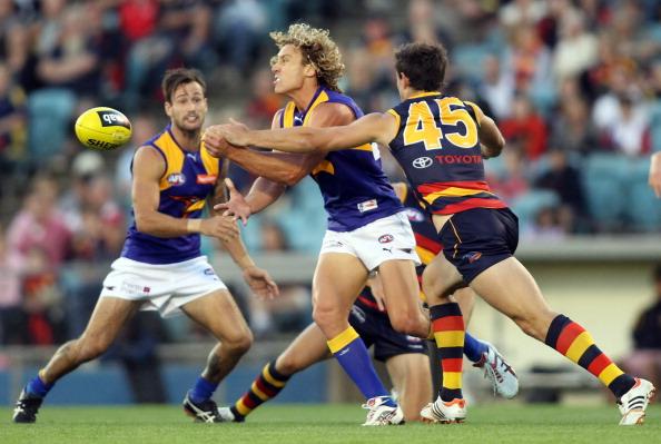 NAB Cup Grand Final - Adelaide v West Coast
