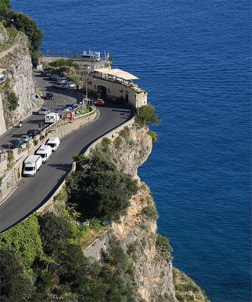 The-Amalfi-Coast-Road-Italy