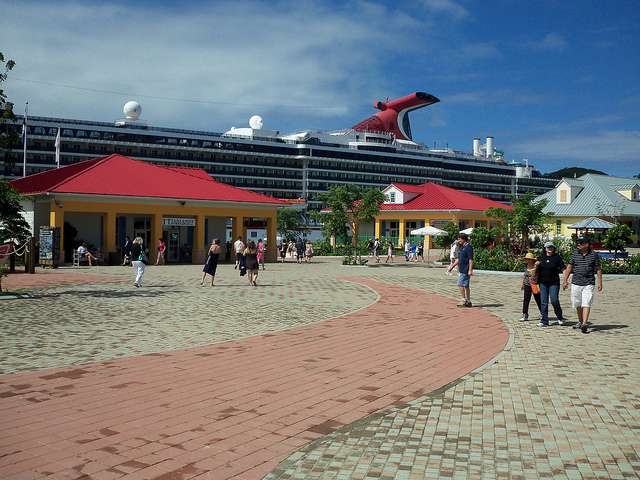 Carnival Cruice Port