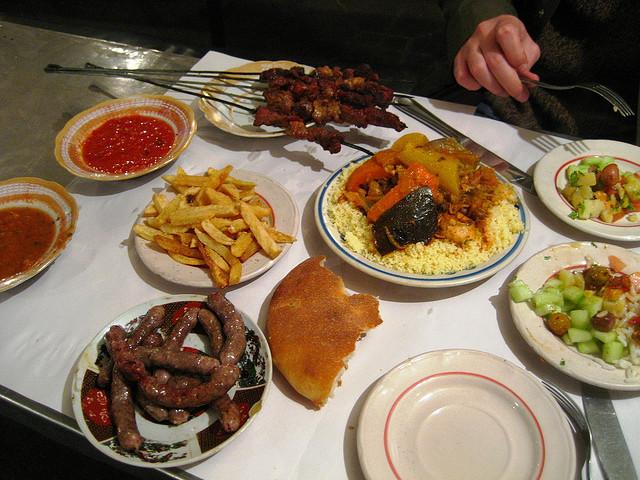 Marrakesh foods